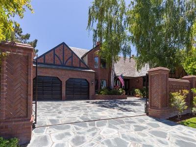 LOS GATOS Single Family Home For Sale: 440 Santa Rosa Dr