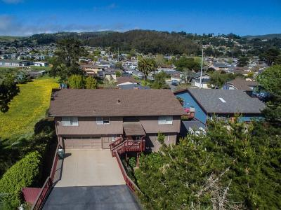 Pacifica Single Family Home For Sale: 1585 Higgins Way