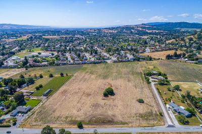 MORGAN HILL Residential Lots & Land For Sale: 600 W Edmundson Ave