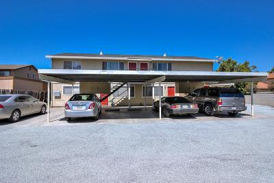 HOLLISTER Multi Family Home For Sale: 780 Busby Ct