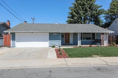 FREMONT Single Family Home For Sale: 4787 Wadsworth Ct