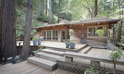 Los Gatos Single Family Home For Sale: 19305 Bear Creek Rd