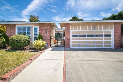 FOSTER CITY Single Family Home For Sale: 685 Pilgrim Dr