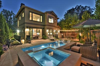 LOS GATOS Single Family Home For Sale: 16741 Loma St