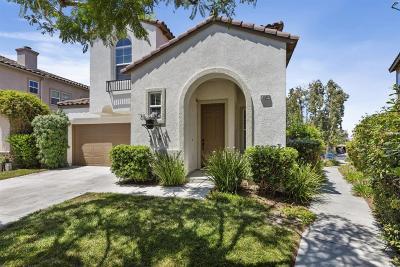 San Diego County Single Family Home For Sale: 13564 Foxglove Way