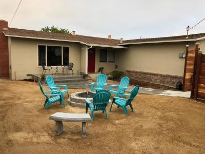 SAN JUAN BAUTISTA Single Family Home For Sale: 500 6th St