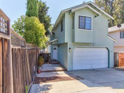 Soquel Single Family Home For Sale: 46 Sears Cir