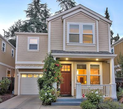 LOS GATOS Single Family Home For Sale: 108 Creekside Village Dr