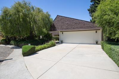 Carmel Single Family Home For Sale: 7063 Fairway Pl