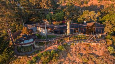 Big Sur Single Family Home For Sale: 48720 Hwy 1