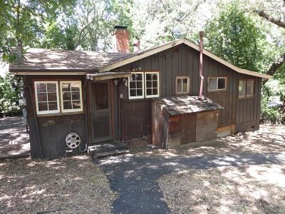 PORTOLA VALLEY Single Family Home For Sale: 1061 Los Trancos Rd