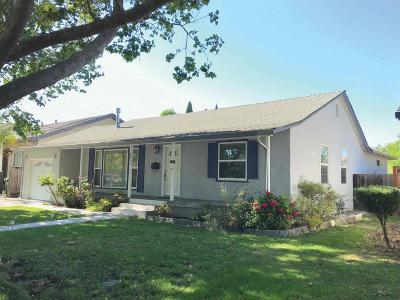 SANTA CLARA Single Family Home For Sale: 2937 Fresno St
