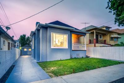 OAKLAND Single Family Home For Sale: 864 56th St