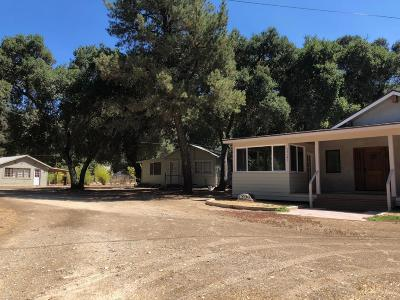 Carmel Valley Single Family Home For Sale: 37140 Nason Rd