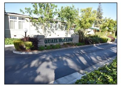SAN JOSE Mobile Home For Sale: 144e Quail Hollow Dr 144e