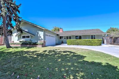 Sunnyvale Single Family Home For Sale: 1485 Enderby Way