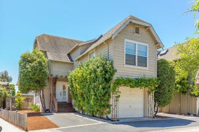 Santa Cruz County Single Family Home For Sale: 148 Walti St