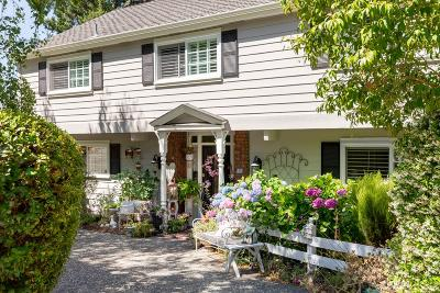 Santa Cruz Single Family Home For Sale: 139 Ponderosa Dr