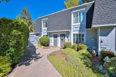 Los Gatos Condo For Sale: 120 Oak Rim Way 1