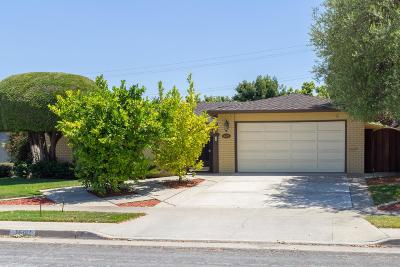 Single Family Home For Sale: 1692 Morocco Dr
