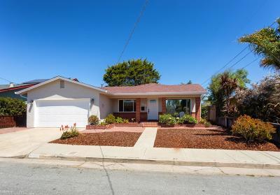 Santa Cruz Single Family Home For Sale: 510 Modesto Ave