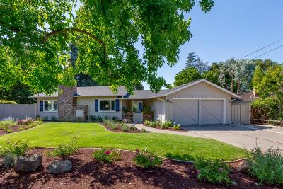 Los Altos Single Family Home For Sale: 490 Valencia Dr