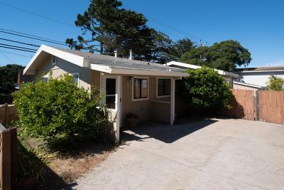 MONTEREY CA Single Family Home For Sale: $749,000