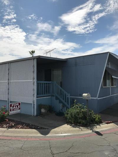 SAN JOSE Mobile Home For Sale: 2150 Monterey 171