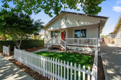 SAN JOSE Single Family Home For Sale: 552 N 17th St