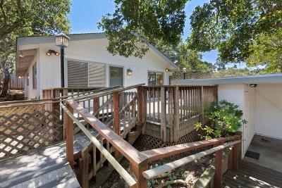Carmel Single Family Home For Sale: 24703 Camino Del Monte