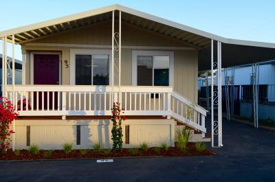 Santa Cruz Mobile Home For Sale: 1099 38th Ave 95