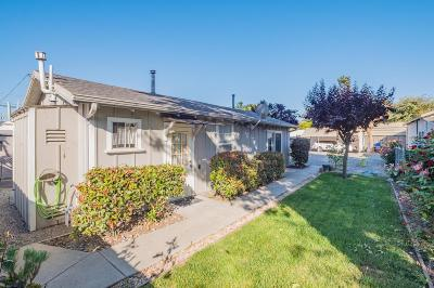 WATSONVILLE Single Family Home For Sale: 2307 Freedom Blvd 2