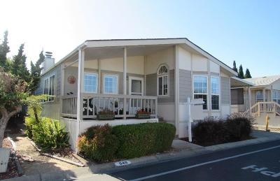 SUNNYVALE Mobile Home For Sale: 1220 Vienna Dr 540