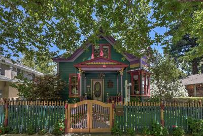 Los Gatos Single Family Home For Sale: 44 Broadway