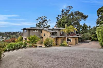 Aptos Single Family Home For Sale: 190 Shoreview Dr