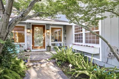 SARATOGA Single Family Home For Sale: 20164 Williamsburg Ln