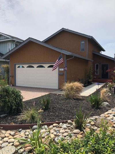SANTA CRUZ CA Single Family Home For Sale: $1,499,000
