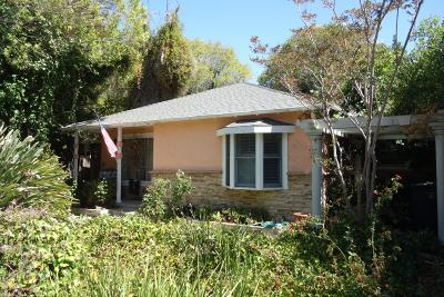 Mountain View Single Family Home For Sale: 2072 San Luis Ave