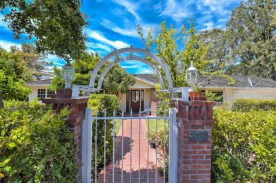 HILLSBOROUGH Single Family Home For Sale: 30 Melrose Ct
