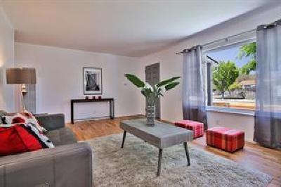 SUNNYVALE Single Family Home For Sale: 728-730 Alvarado St