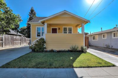 SAN JOSE Single Family Home For Sale: 475 N 18th St