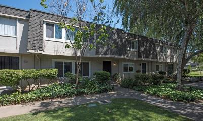 San Jose Townhouse For Sale: 7060 Cypress Point Ct