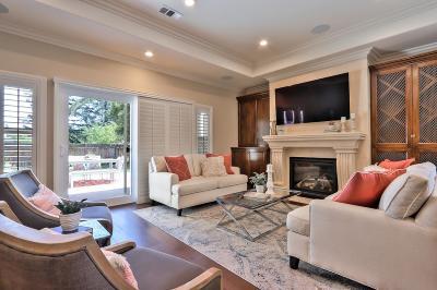 SARATOGA Single Family Home For Sale: 18887 Afton Ave