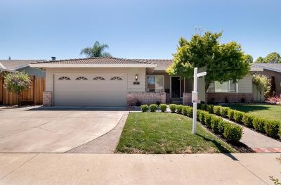 San Jose Single Family Home For Sale: 860 Buchser Way