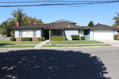 San Jose Single Family Home For Sale: 495 Dorothy Ave