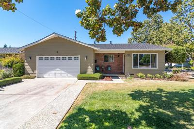 Single Family Home For Sale: 715 Pine Ave