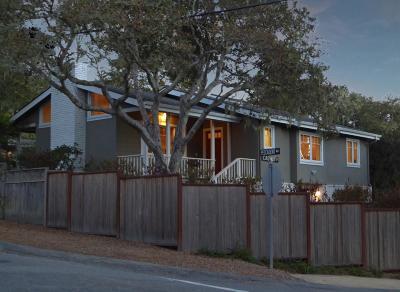 Carmel Single Family Home For Sale: 24499 Pescadero Rd