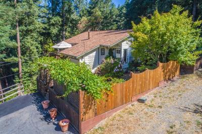 Ben Lomond Single Family Home For Sale: 10665 Vineland Rd