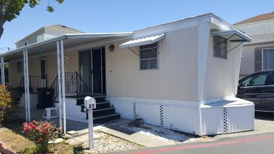 SUNNYVALE Mobile Home For Sale: 1201 Sycamore Terrace 25