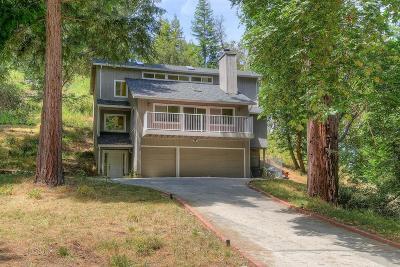 LOS GATOS Single Family Home For Sale: 22250 Bear Creek Rd